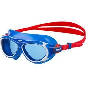 arena Oblo - Gafas de natación Niños - rojo/azul